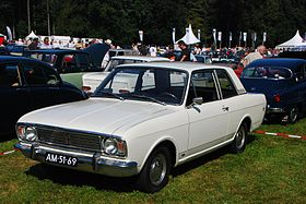 Ford Taunus II 1975 - 1979 Station wagon 5 door #1