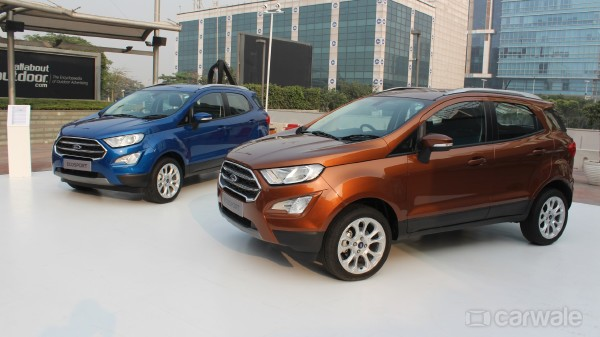 Ford EcoSport I 2014 - now SUV 5 door #3