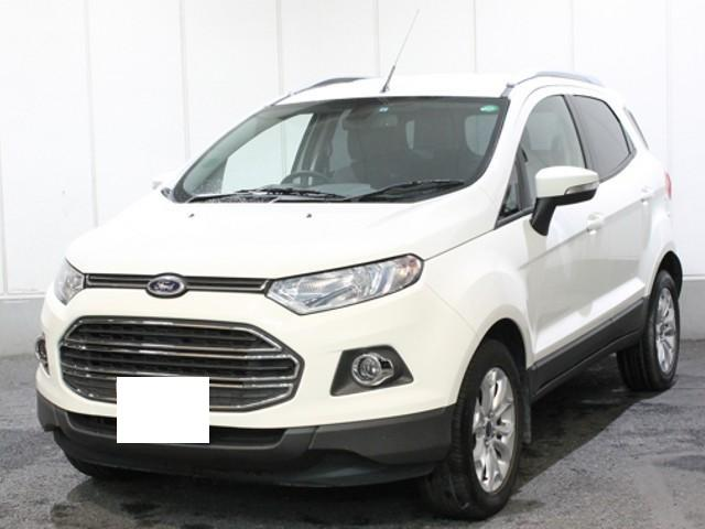 Ford EcoSport I 2014 - now SUV 5 door #1