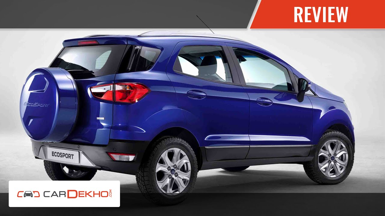 Ford EcoSport I 2014 - now SUV 5 door #7