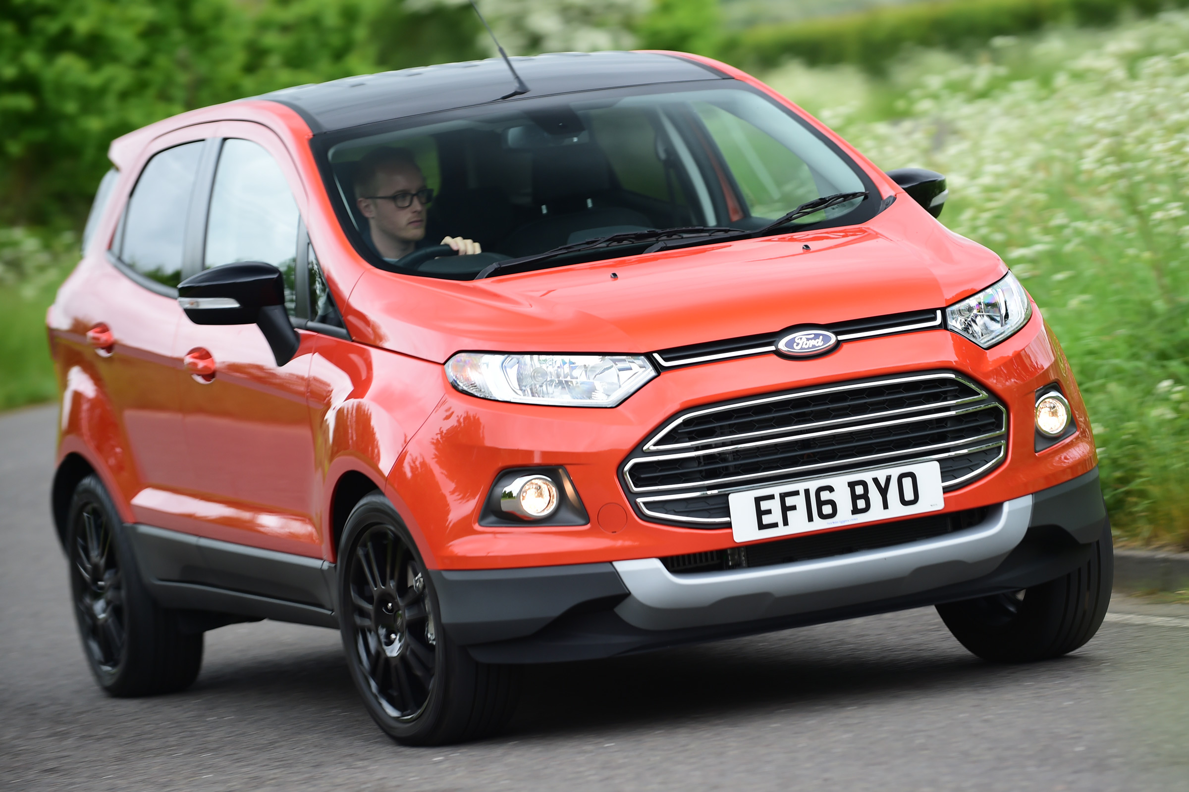 Ford EcoSport I 2014 - now SUV 5 door #4