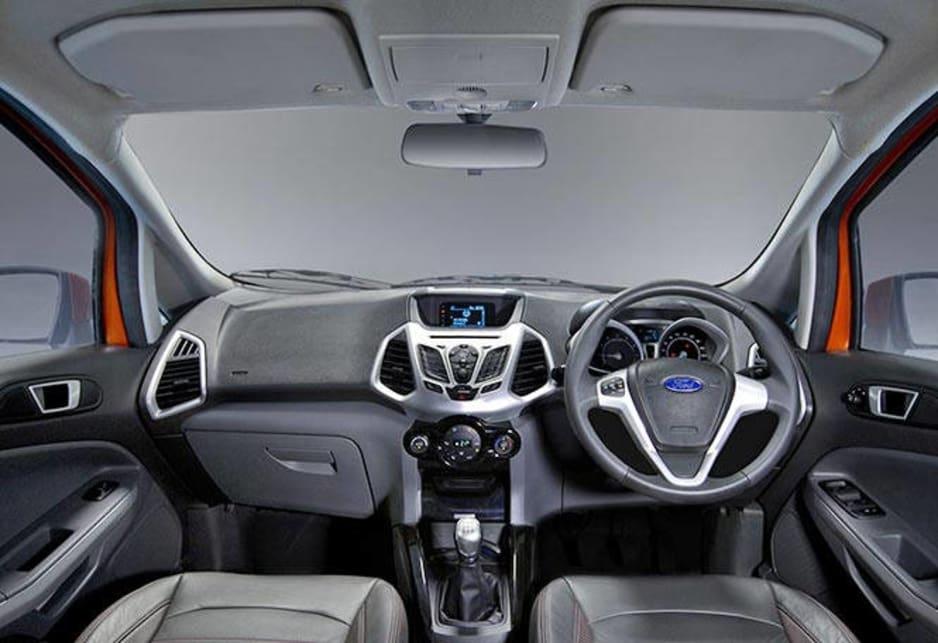 Ford EcoSport I 2014 - now SUV 5 door #8