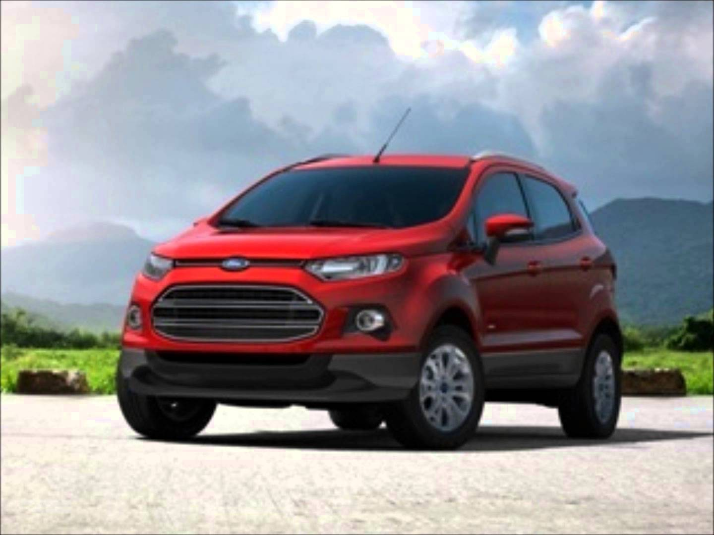Ford EcoSport I 2014 - now SUV 5 door #6