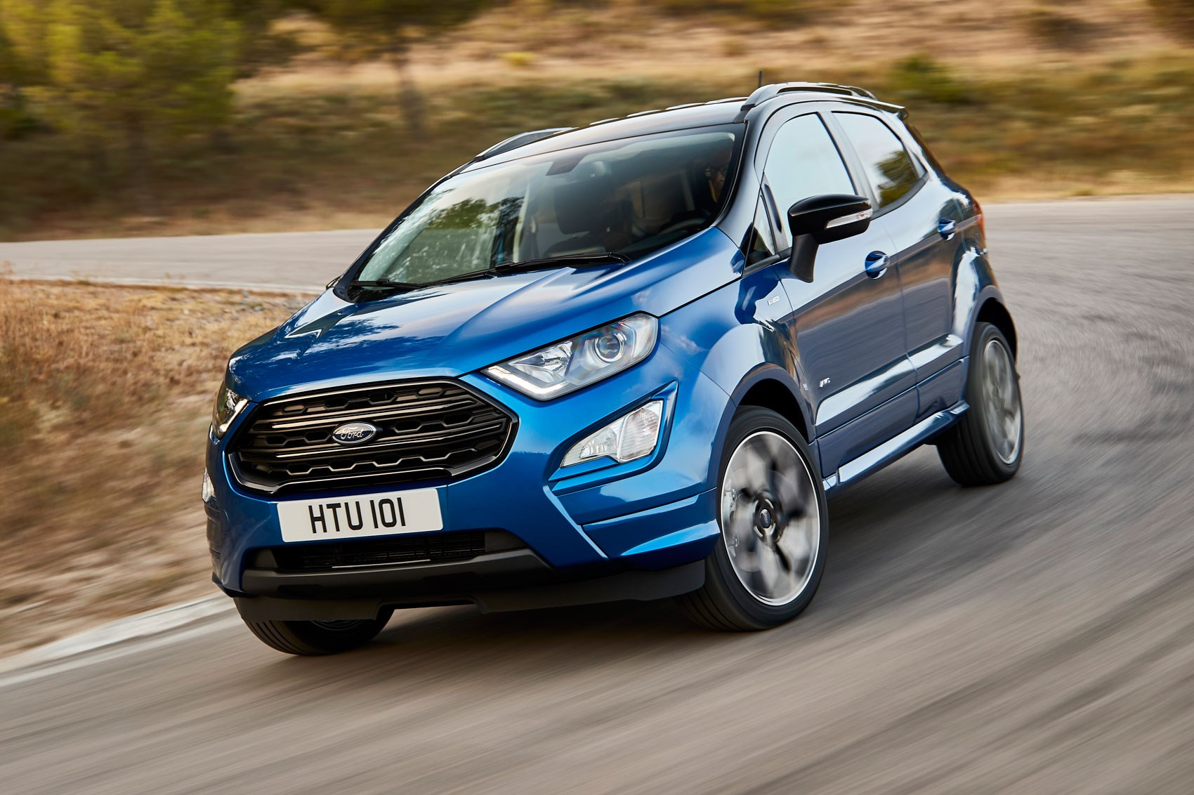 Ford EcoSport I Restyling 2017 - now SUV 5 door #4
