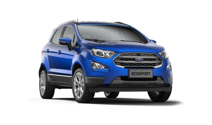 Ford EcoSport I Restyling 2017 - now SUV 5 door #8
