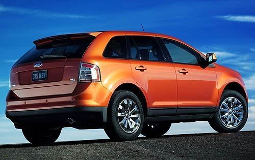 Ford Edge I 2006 - 2010 SUV 5 door #8