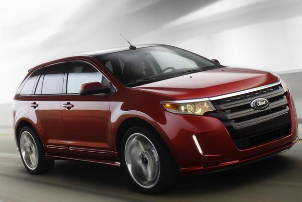 Ford Edge I Restyling 2011 - 2014 SUV 5 door #2