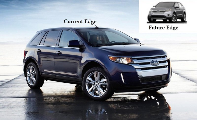 Ford Edge I Restyling 2011 - 2014 SUV 5 door #4