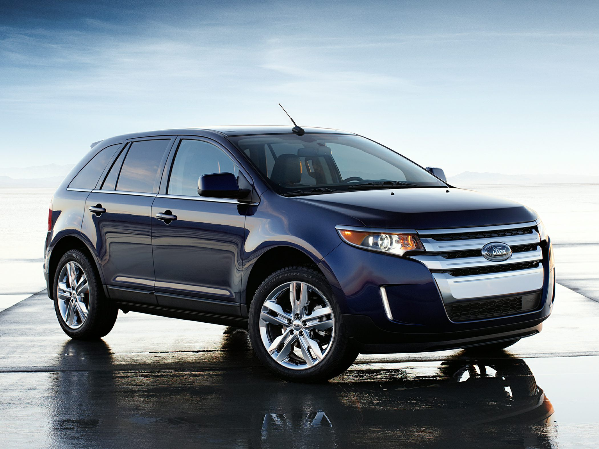 Ford Edge I Restyling 2011 - 2014 SUV 5 door #5