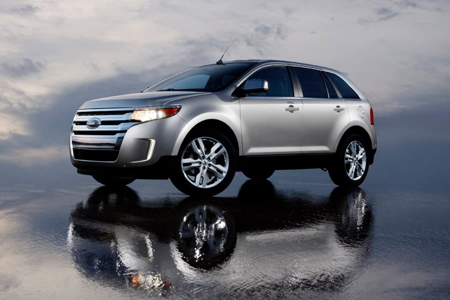 Ford Edge I Restyling 2011 - 2014 SUV 5 door #8