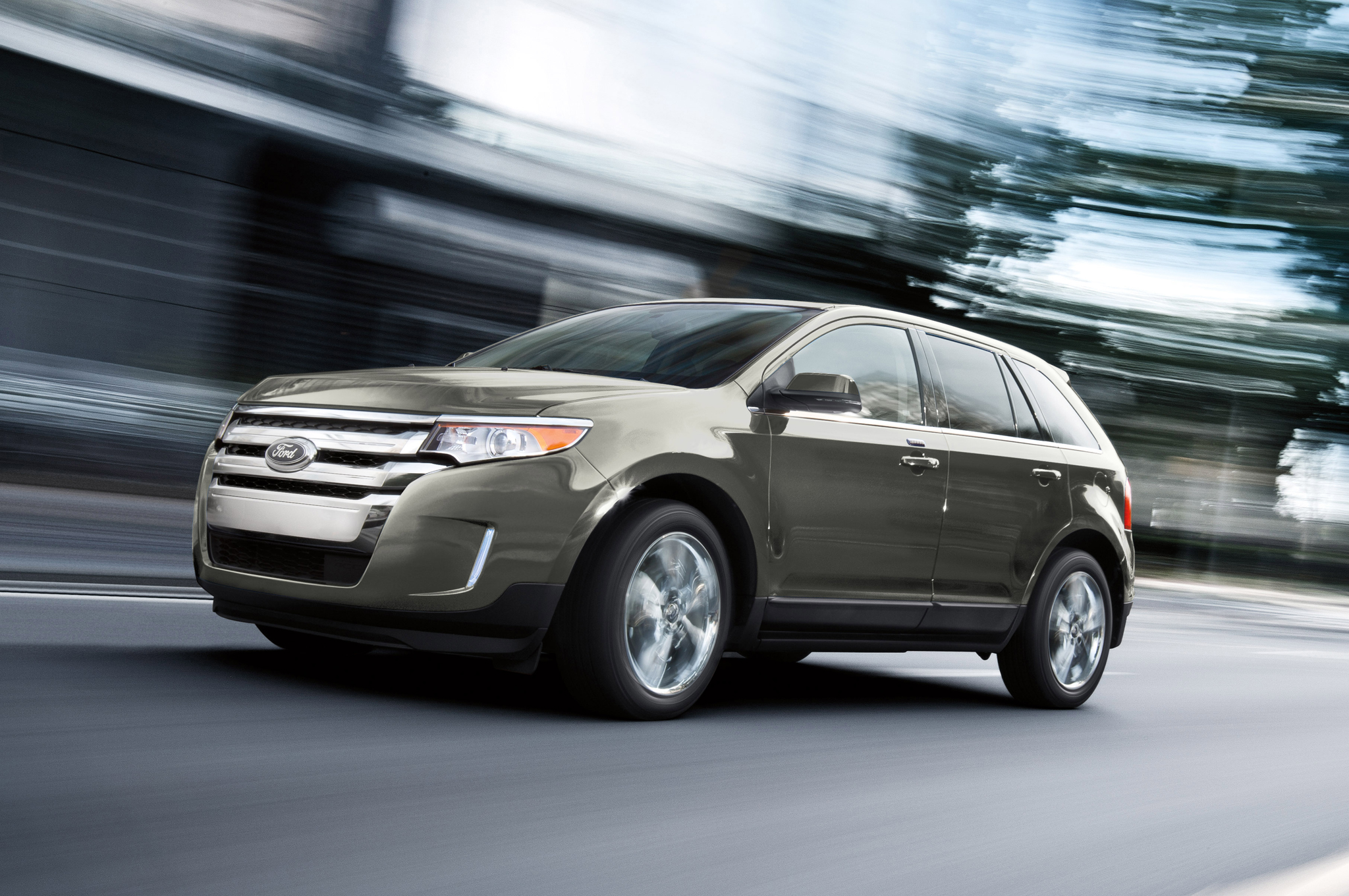 Ford Edge I Restyling 2011 - 2014 SUV 5 door #3