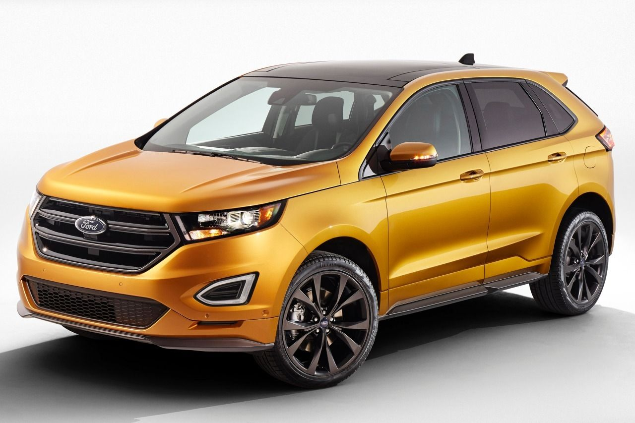Ford Edge II 2015 - now SUV 5 door #4