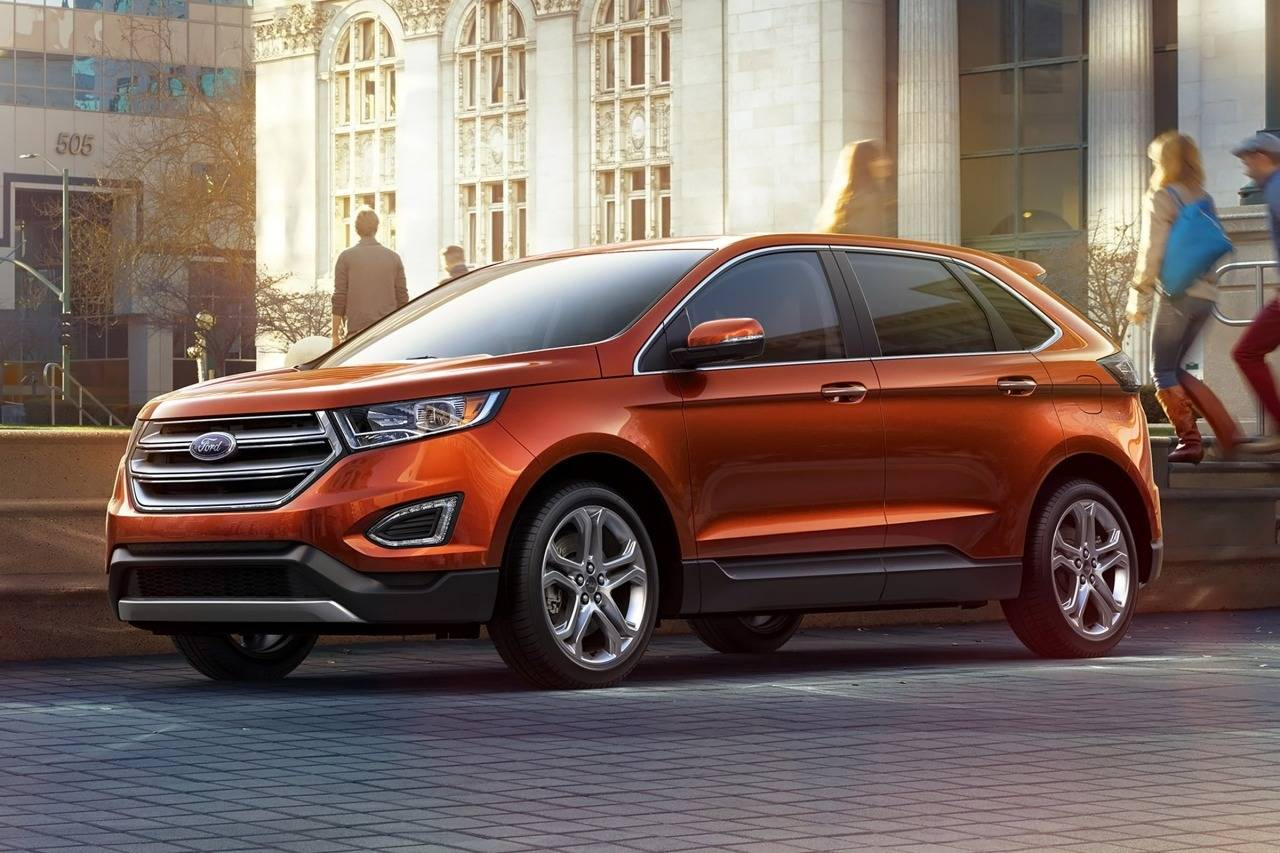 Ford Edge II 2015 - now SUV 5 door #5