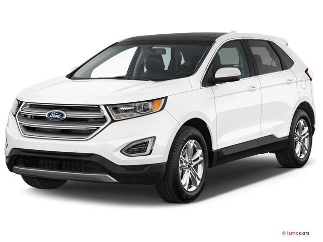 Ford Edge II 2015 - now SUV 5 door #7