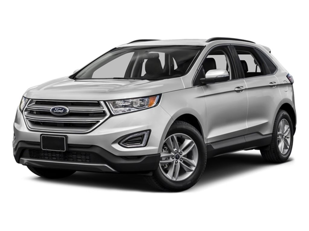 Ford Edge II 2015 - now SUV 5 door #6