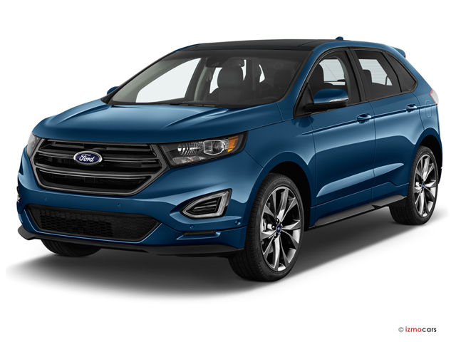 Ford Edge II 2015 - now SUV 5 door #2