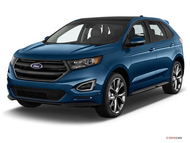 Ford Edge II 2015 - now SUV 5 door #2