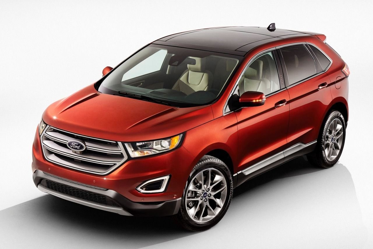 Ford Edge II 2015 - now SUV 5 door #8