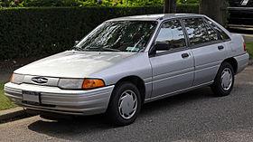 Ford Escort V Restyling 2 1995 - 2000 Hatchback 3 door #4