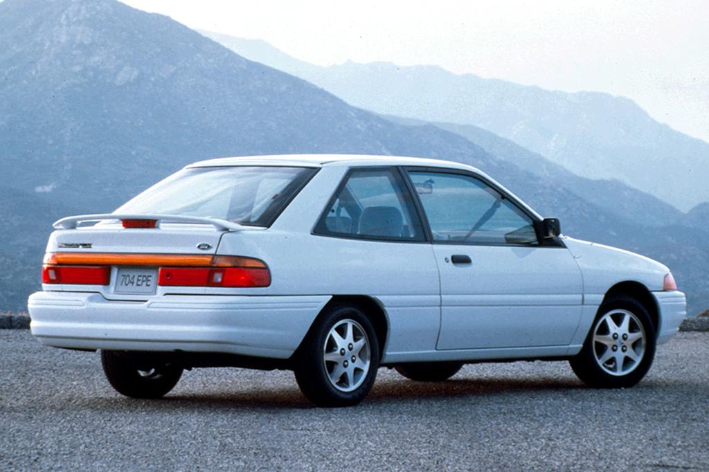 Ford Escort V Restyling 1 1991 - 1995 Station wagon 5 door ...