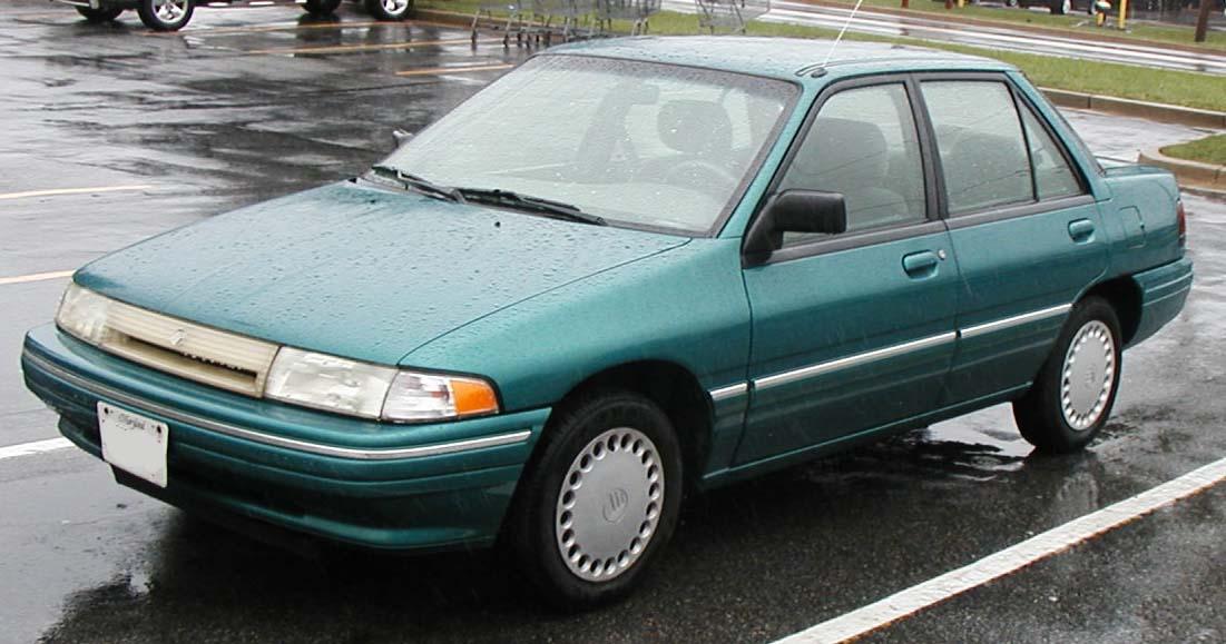 Ford Escort V Restyling 2 1995 - 2000 Hatchback 3 door #7