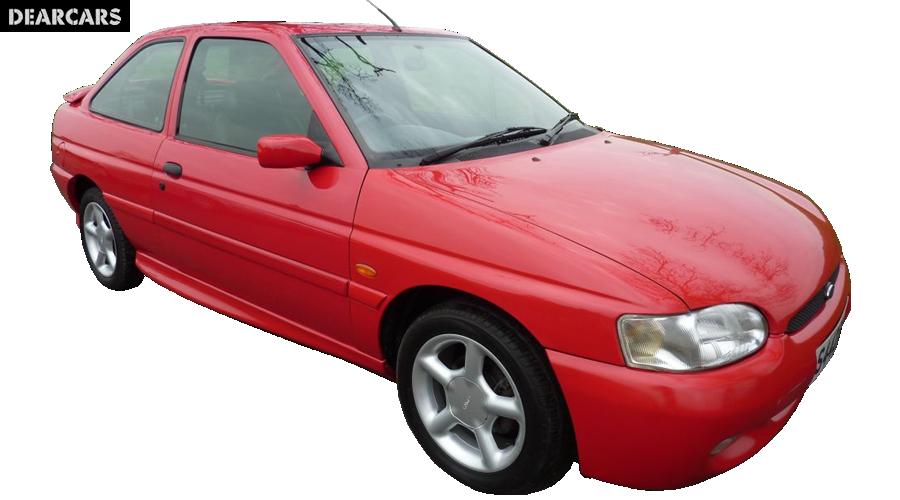 Ford Escort V Restyling 2 1995 - 2000 Hatchback 3 door #8