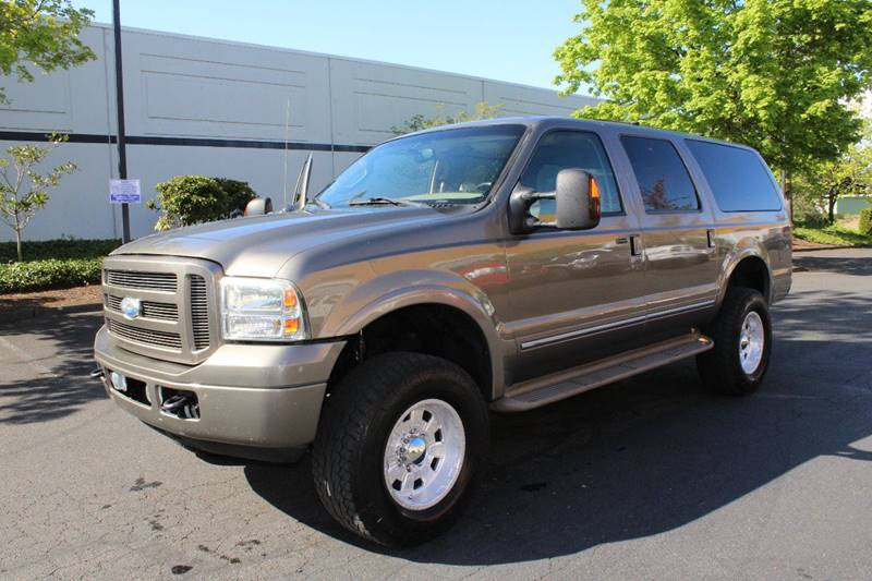 Ford Excursion 1999 2005 Suv 5 Door Outstanding Cars