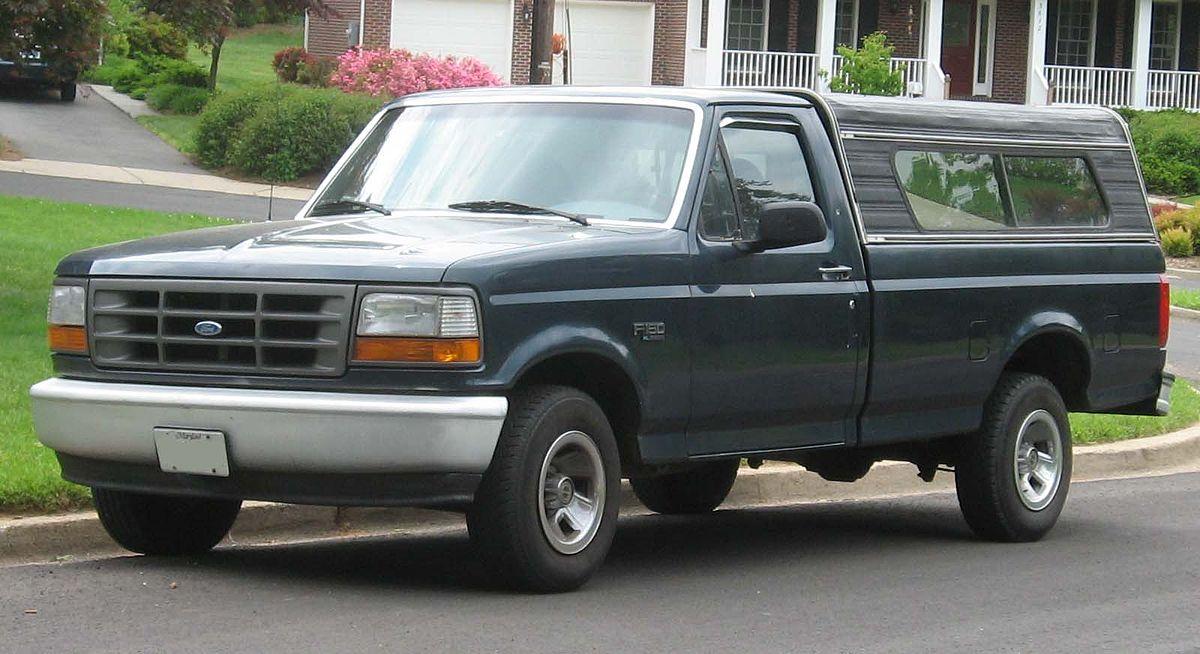 Ford F-150 VIII 1987 - 1991 Pickup #8