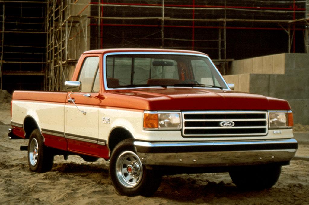 Ford F-150 VIII 1987 - 1991 Pickup #6