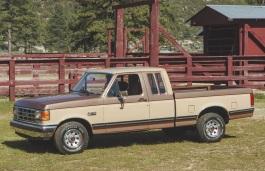 Ford F-150 VIII 1987 - 1991 Pickup #5