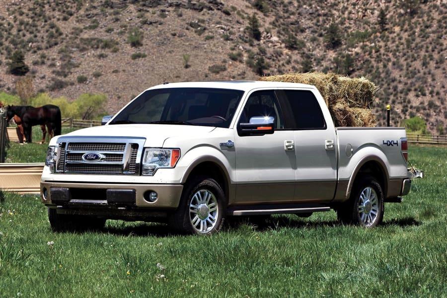 Ford F-150 XI 2004 - 2008 Pickup #7
