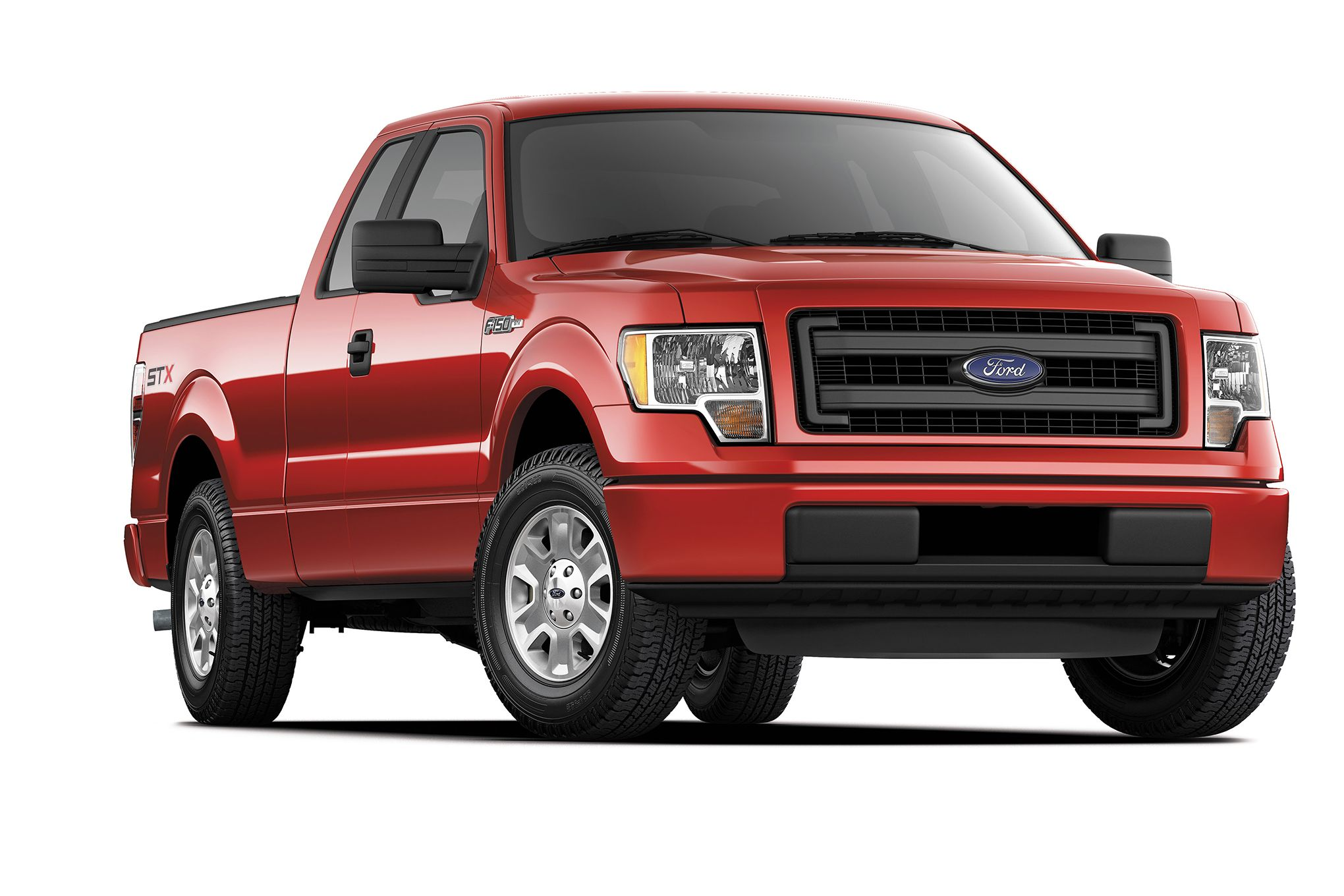 Ford F-150 XII 2009 - 2014 Pickup #5