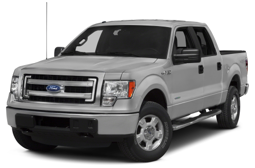 Ford F-150 XII 2009 - 2014 Pickup #2