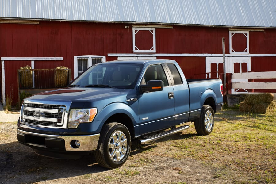 Ford F-150 XII 2009 - 2014 Pickup #8