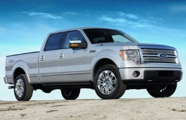 Ford F-150 XII 2009 - 2014 Pickup #4