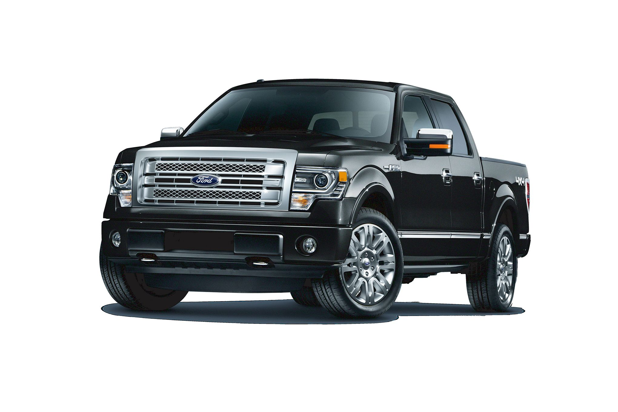 Ford F-150 XII 2009 - 2014 Pickup #6