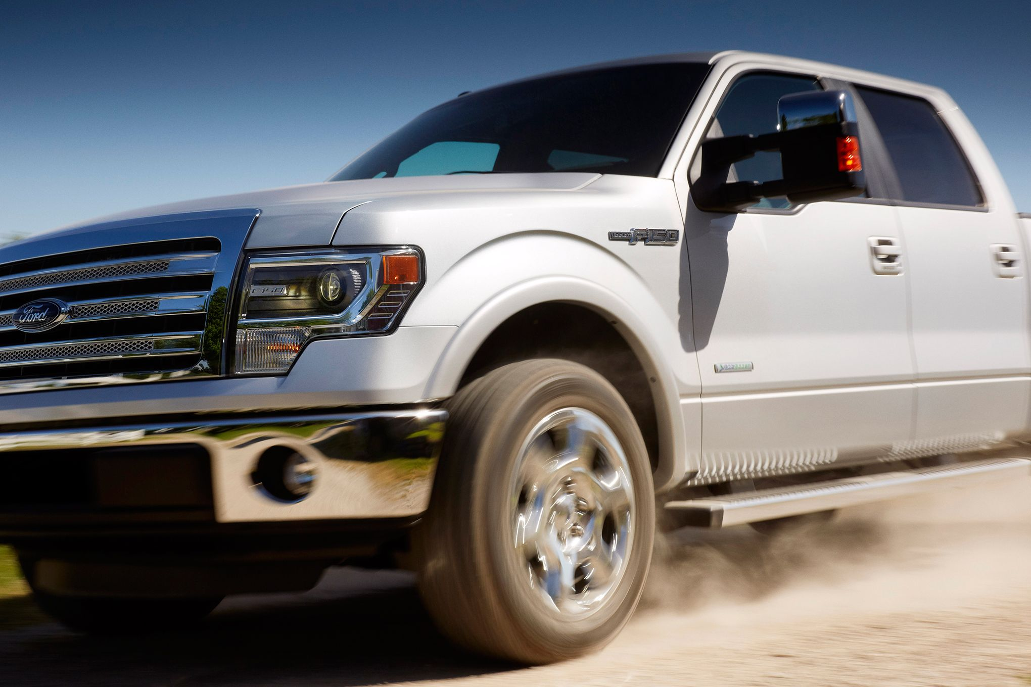 Ford F-150 XIII 2014 - now Pickup #1