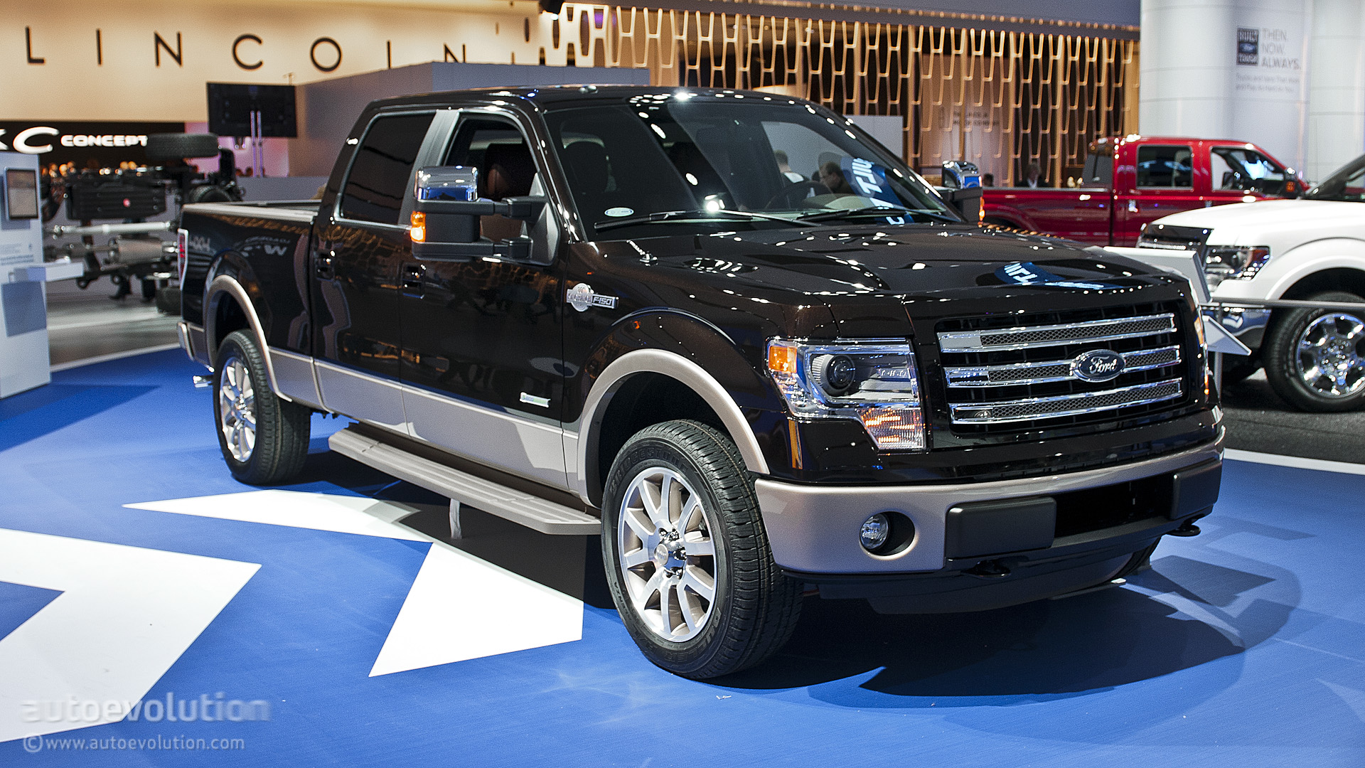 Ford F-150 XIII 2014 - now Pickup #3