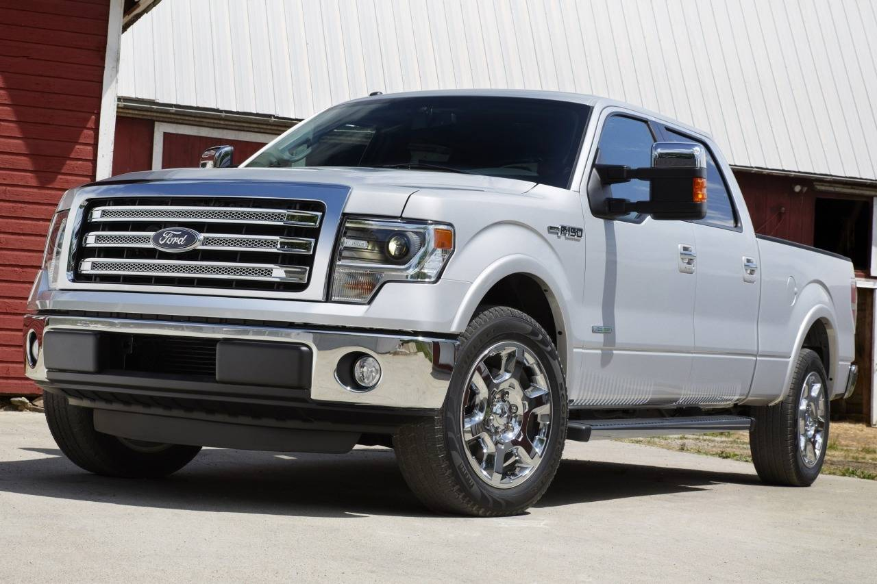 Ford F-150 XIII 2014 - now Pickup #7