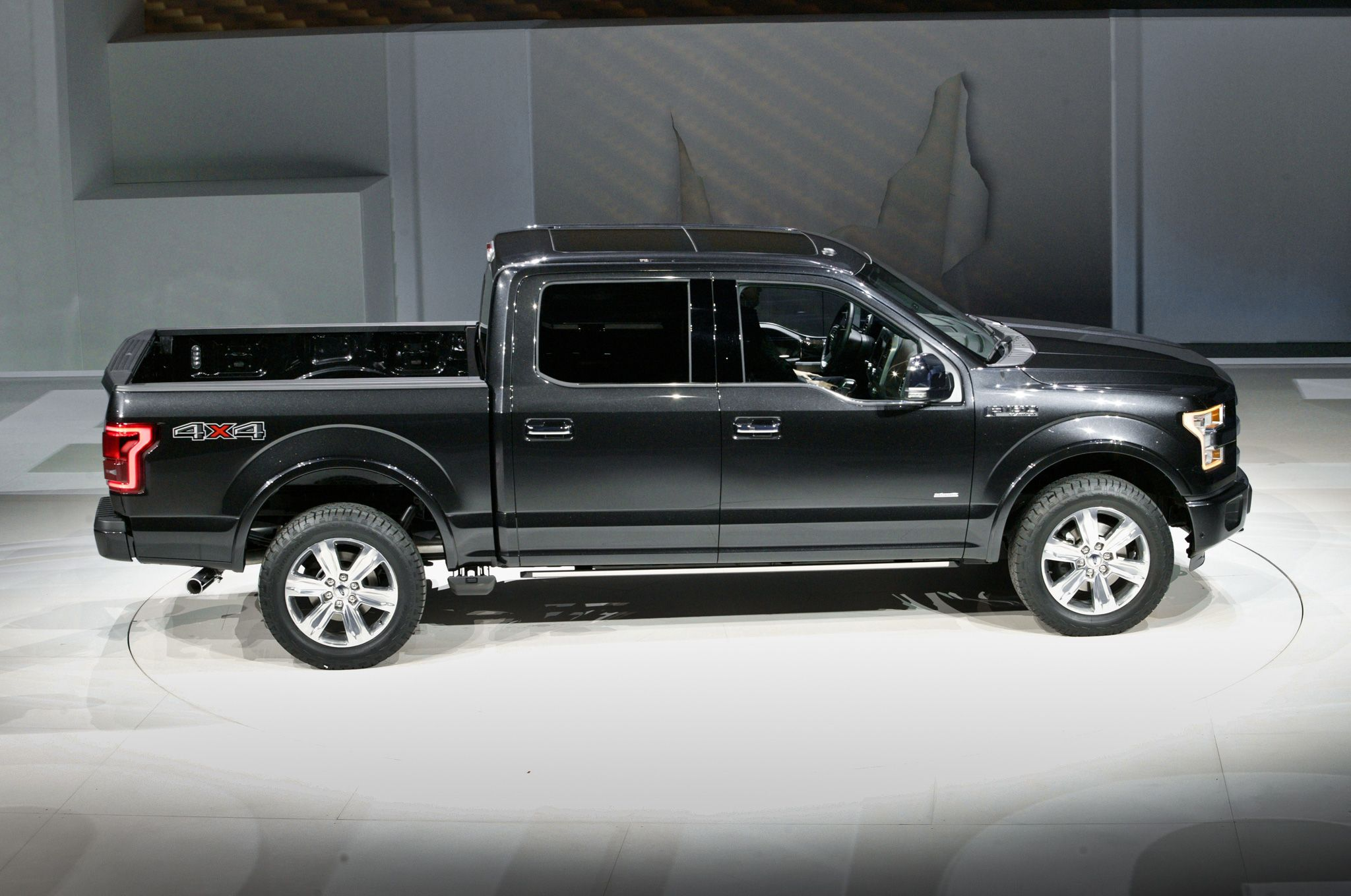 Ford F-150 XIII Restyling 2017 - now Pickup #2