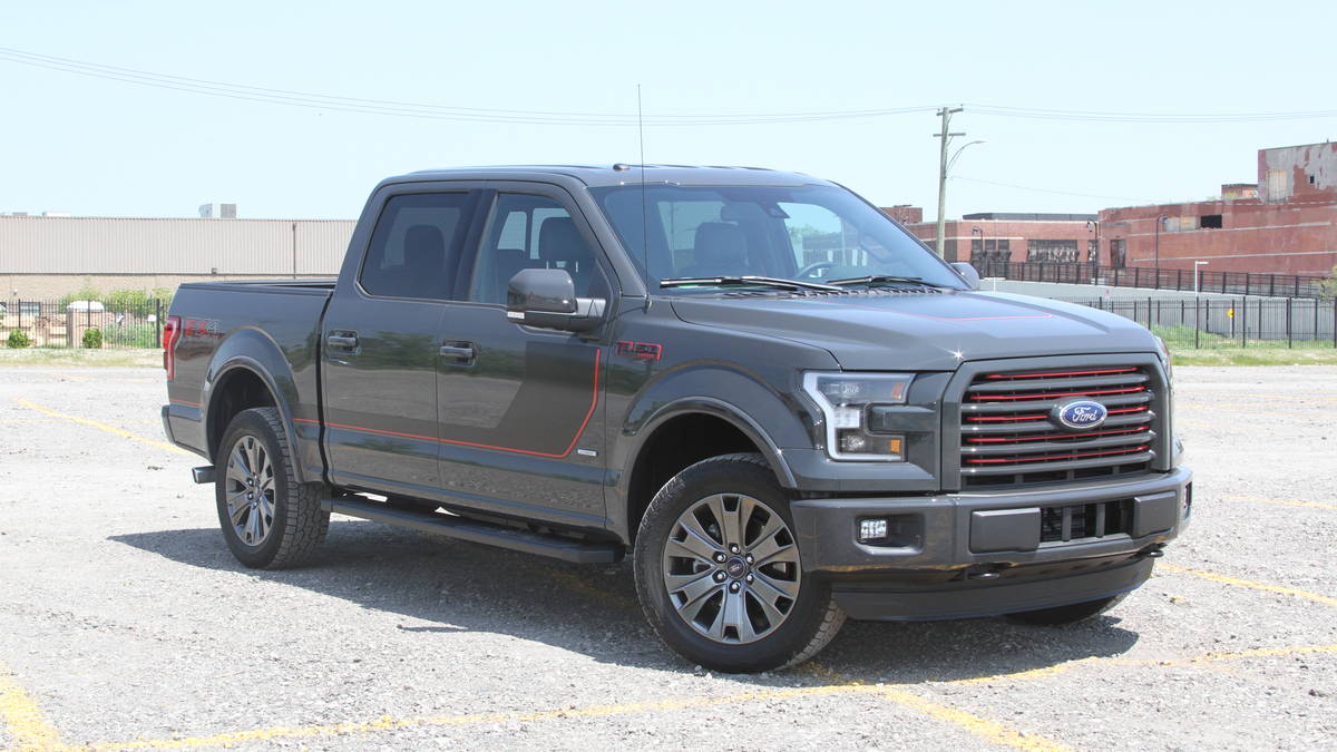 Ford F-150 XIII Restyling 2017 - now Pickup #5