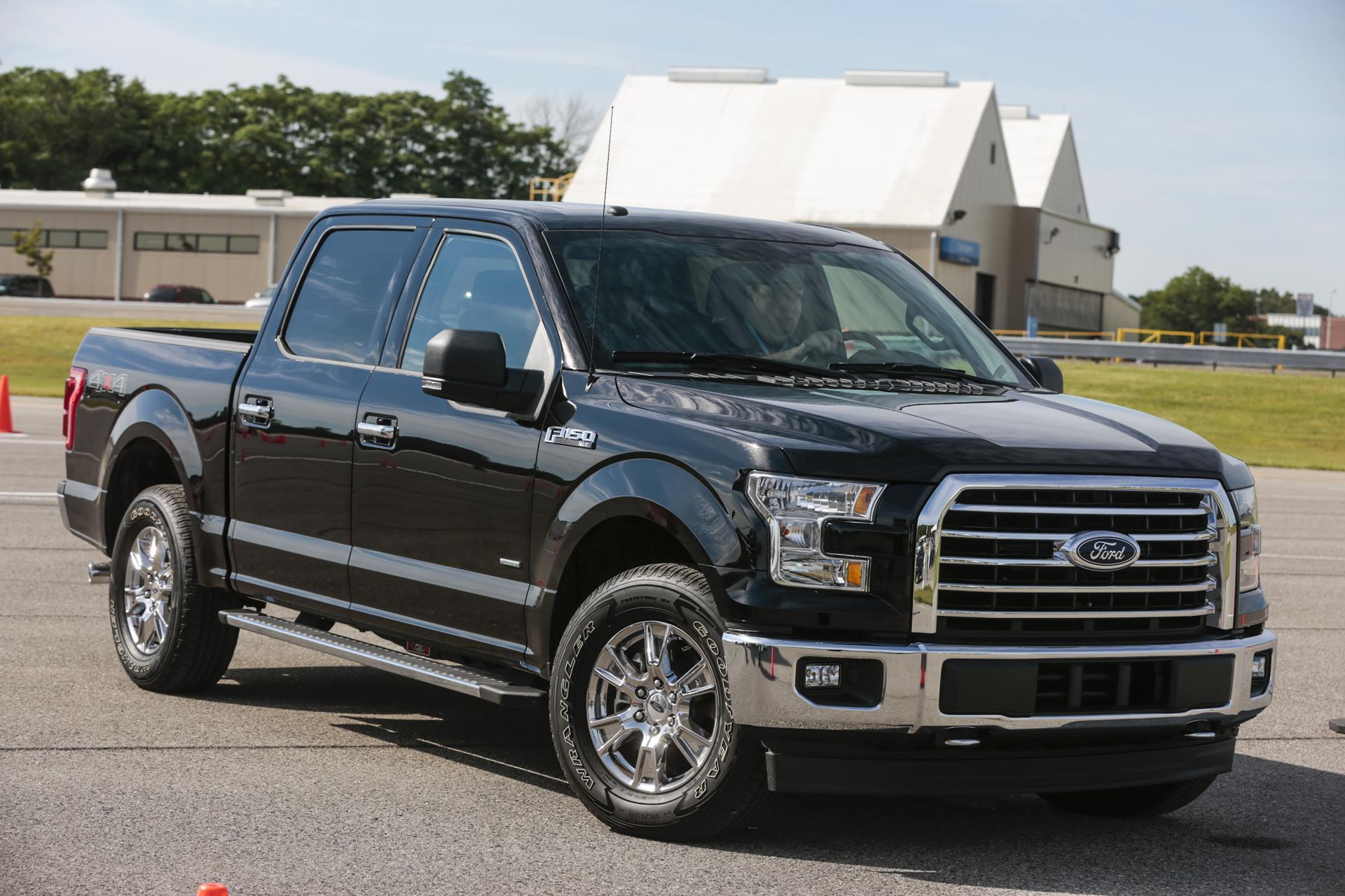 Ford F-150 XIII Restyling 2017 - now Pickup #1