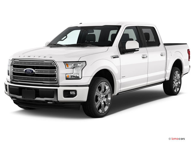 Ford F-150 XIII Restyling 2017 - now Pickup #7