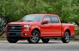 Ford F-150 XIII Restyling 2017 - now Pickup #4