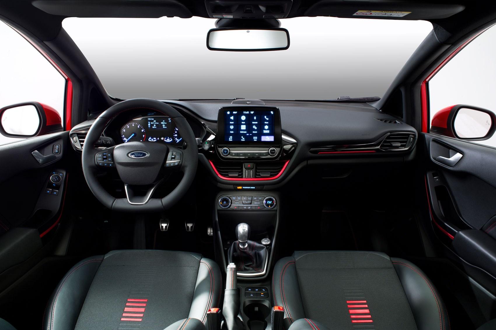 Ford Fiesta Mk7 2017 - now Hatchback 5 door #3