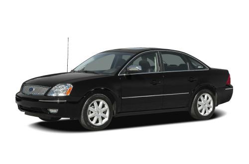 Ford Five Hundred 2004 - 2007 Sedan #6