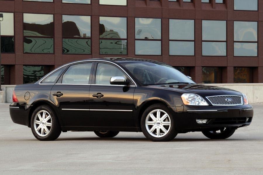 Ford Five Hundred 2004 - 2007 Sedan #3