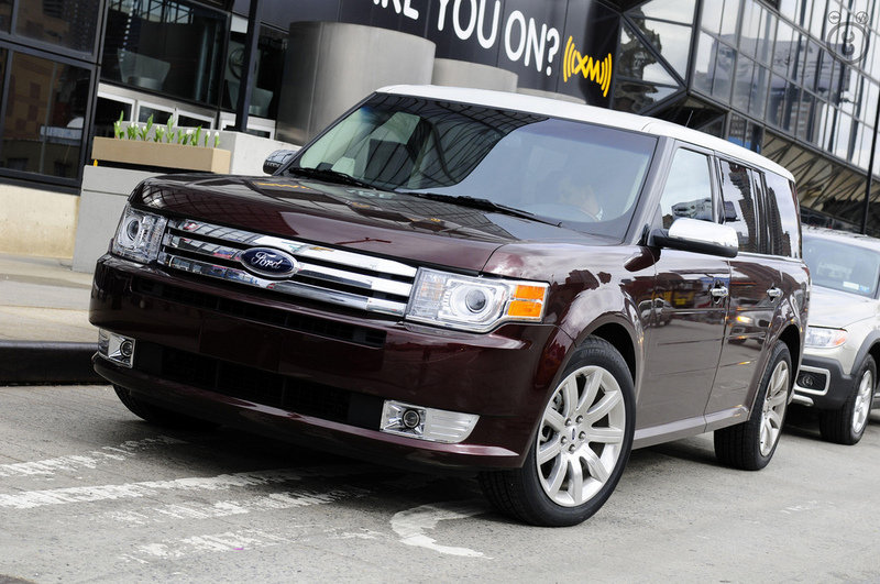 Ford Flex I Restyling 2012 - now SUV 5 door #5