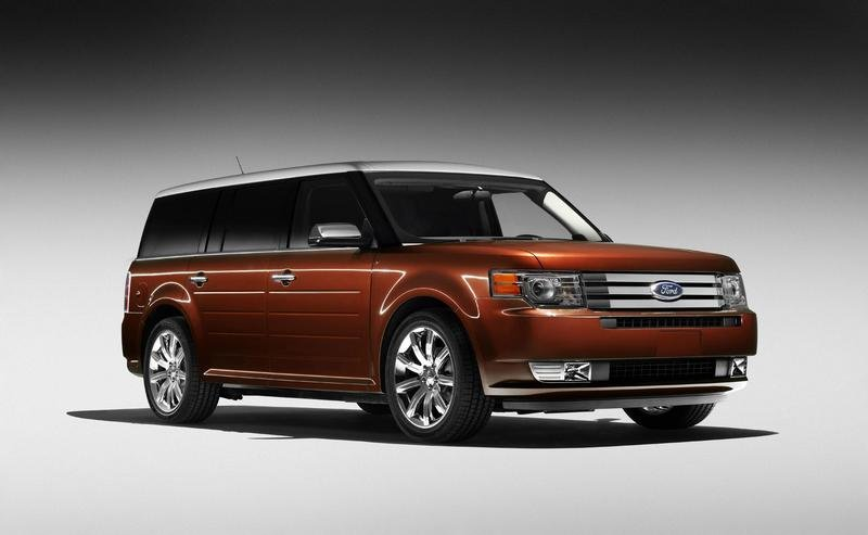 Ford Flex I Restyling 2012 - now SUV 5 door #8