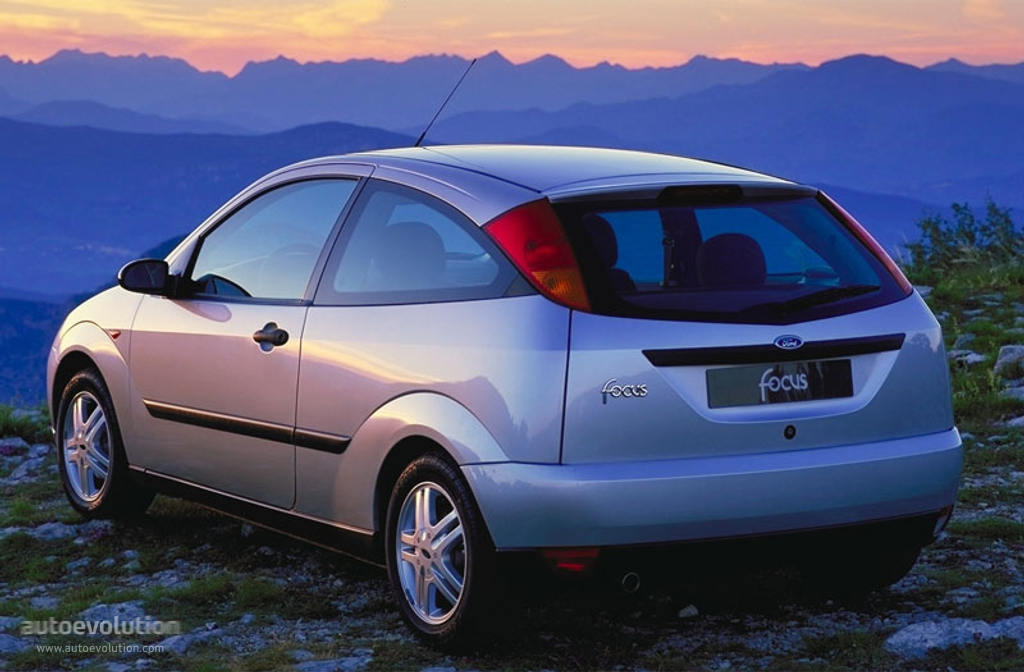 Ford Focus I 1998 - 2001 Hatchback 3 door #6